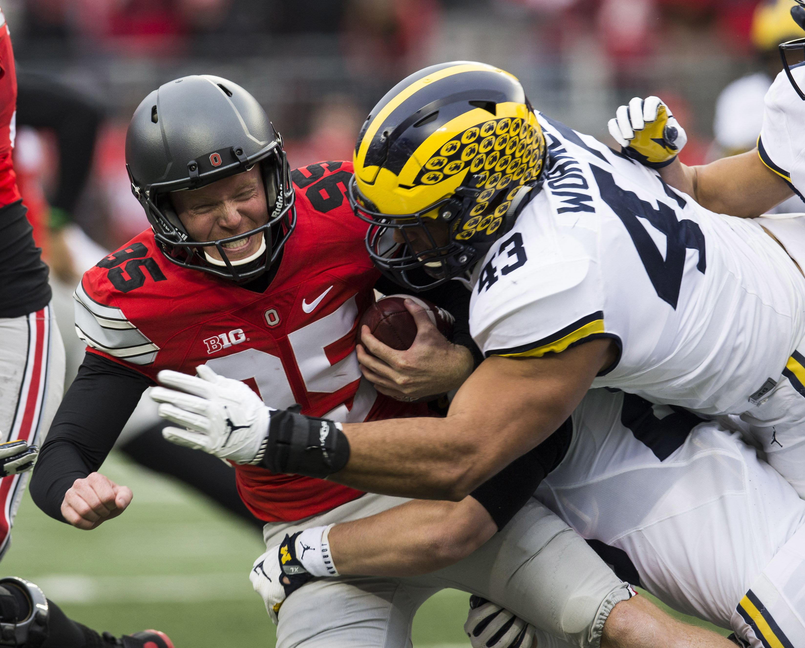 Dallas Cowboys 2017 NFL Draft Target: DE Chris Wormley