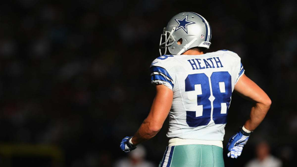 Could Jeff Heath Be The Starting Safety Next Byron Jones In 2017?