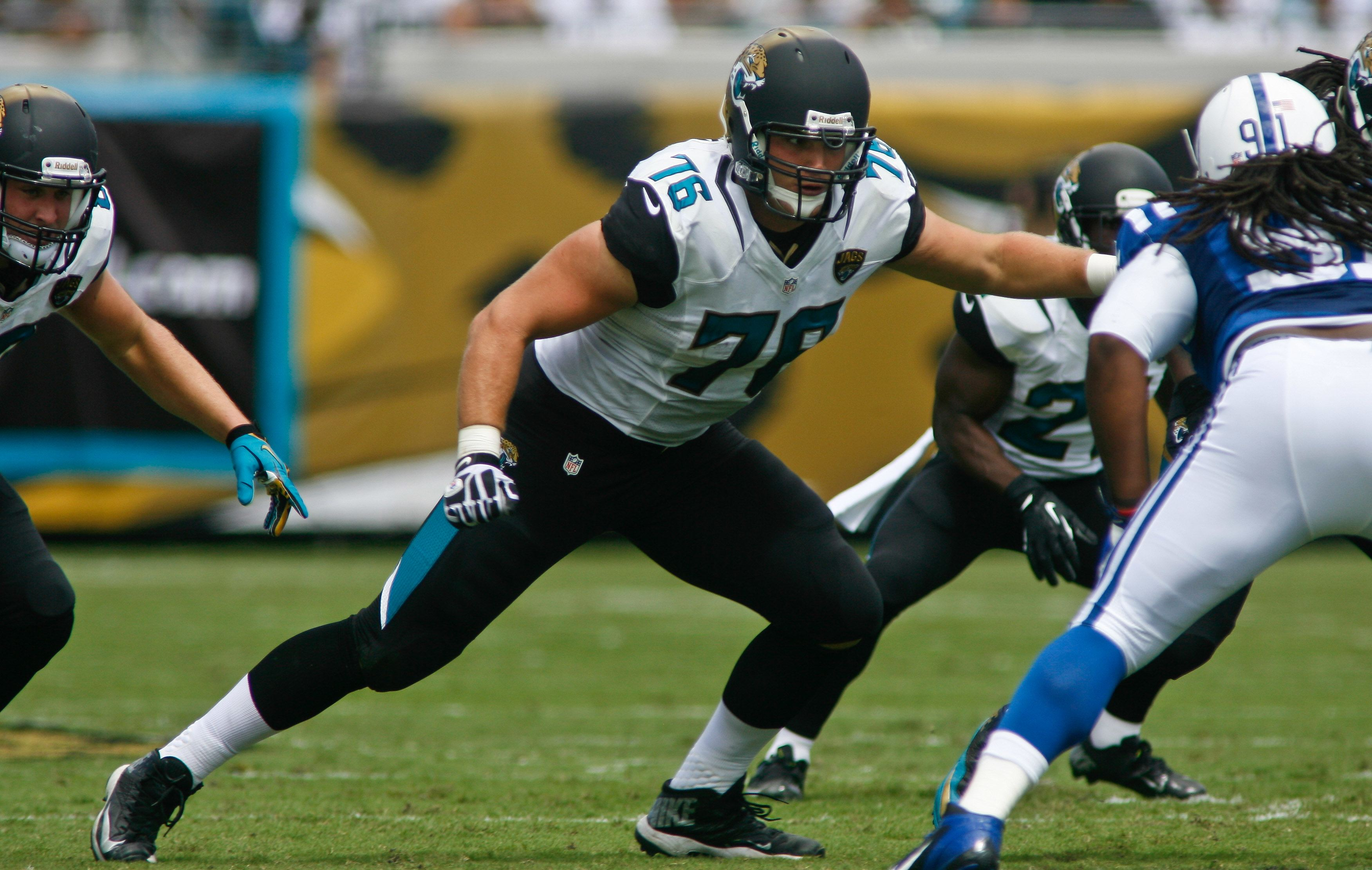 Cowboys Free Agency: OL Luke Joeckel Brings Low Risk, High Reward