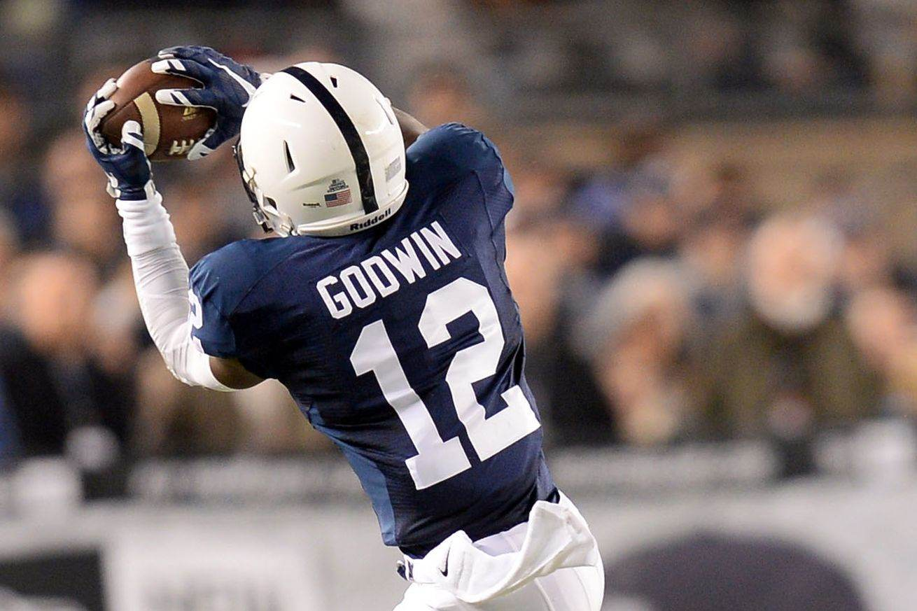 Cowboys Draft: WR Chris Godwin Would Compliment Dez Bryant Perfectly