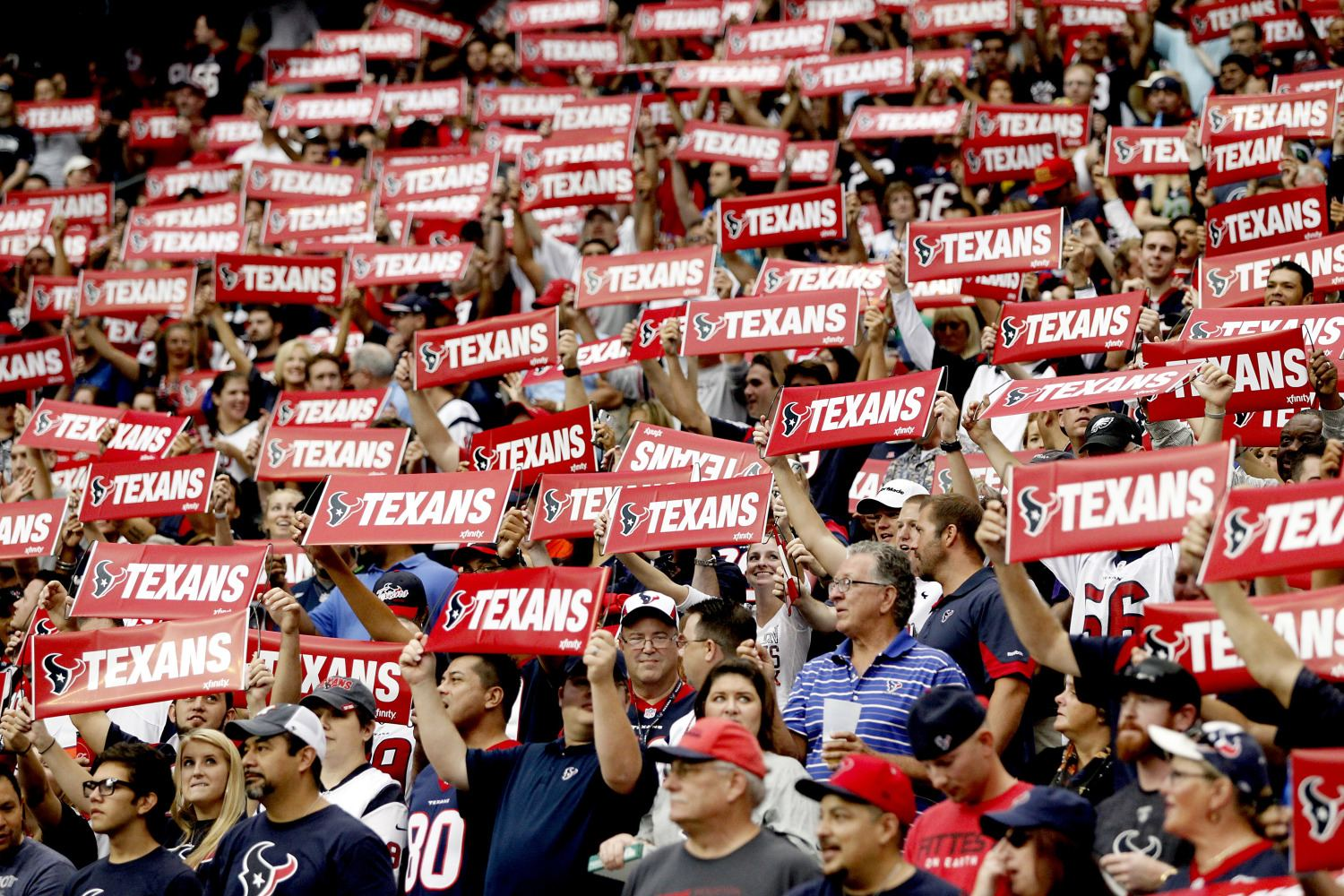 Houston Texans Fans Don't Deserve Tony Romo