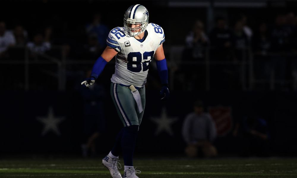 Has Father Time Caught Up With TE Jason Witten? 1