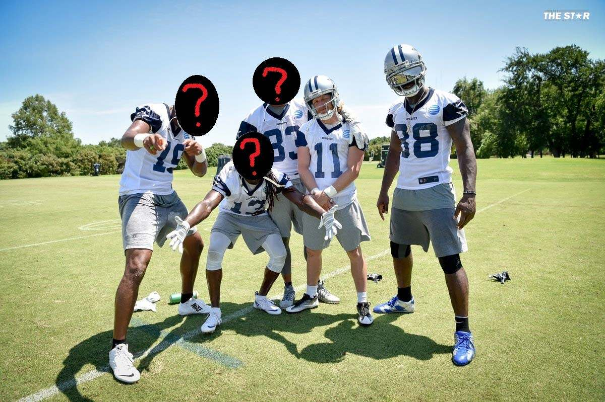 Dallas Cowboys Full Of Questions Concerns At Wide Receiver