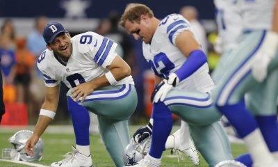 Cowboys en Español: Jason Witten Está Para Quedarse, ¿Es Probable el Retiro de Tony Romo?