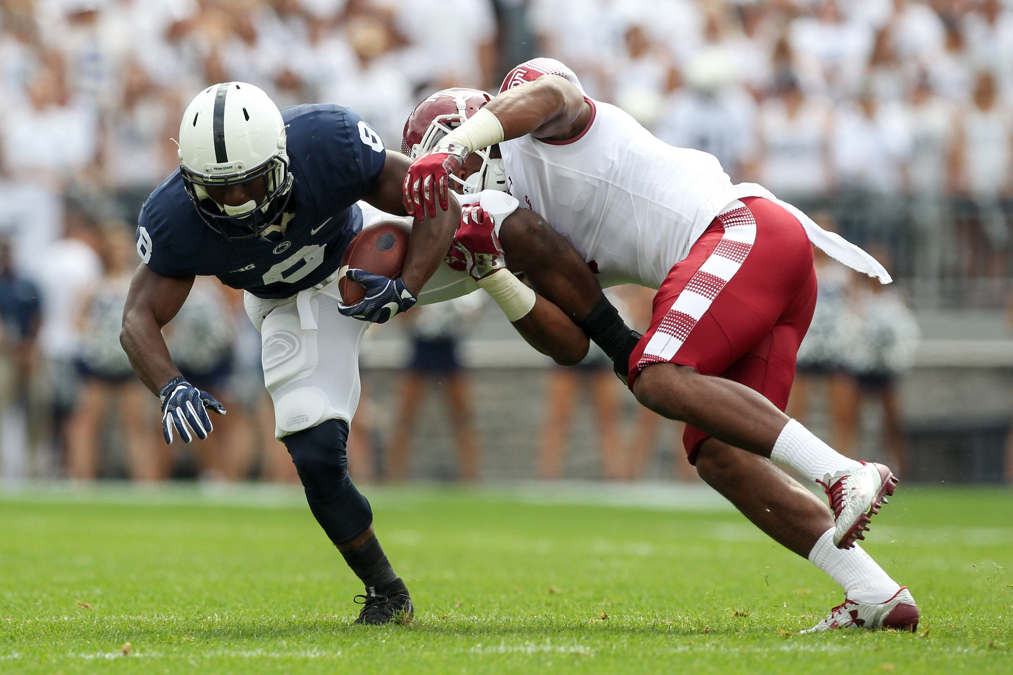 Dallas Cowboys 2017 NFL Draft Target: Temple LB Haason Reddick