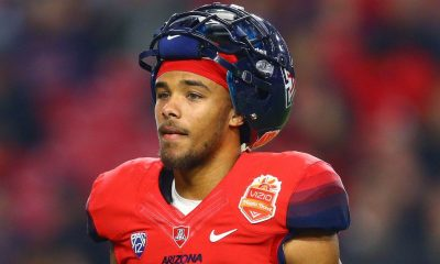 Potential Cowboys Priority Free Agent Target: Trey Griffey, WR Arizona