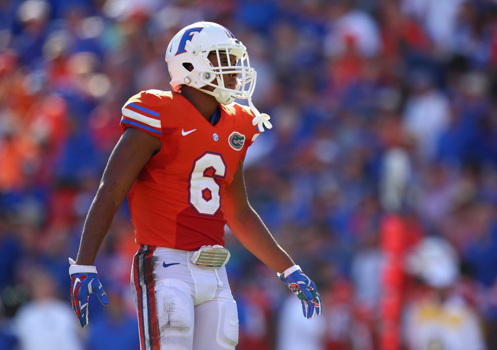 Florida Db Quincy Wilson Earns 2nd Rd Grade For Physicality