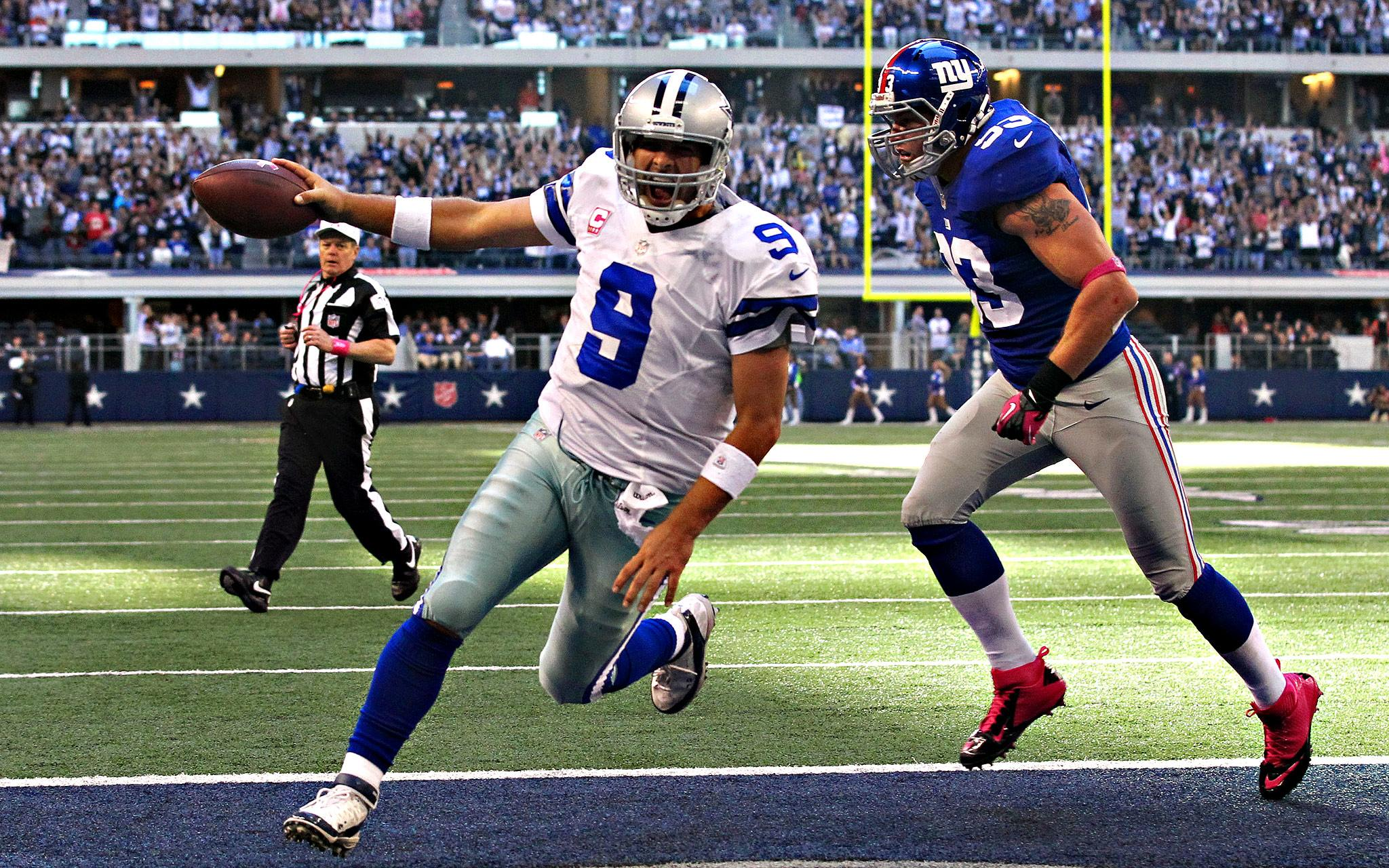 My Top 10 Tony Romo Moments 10