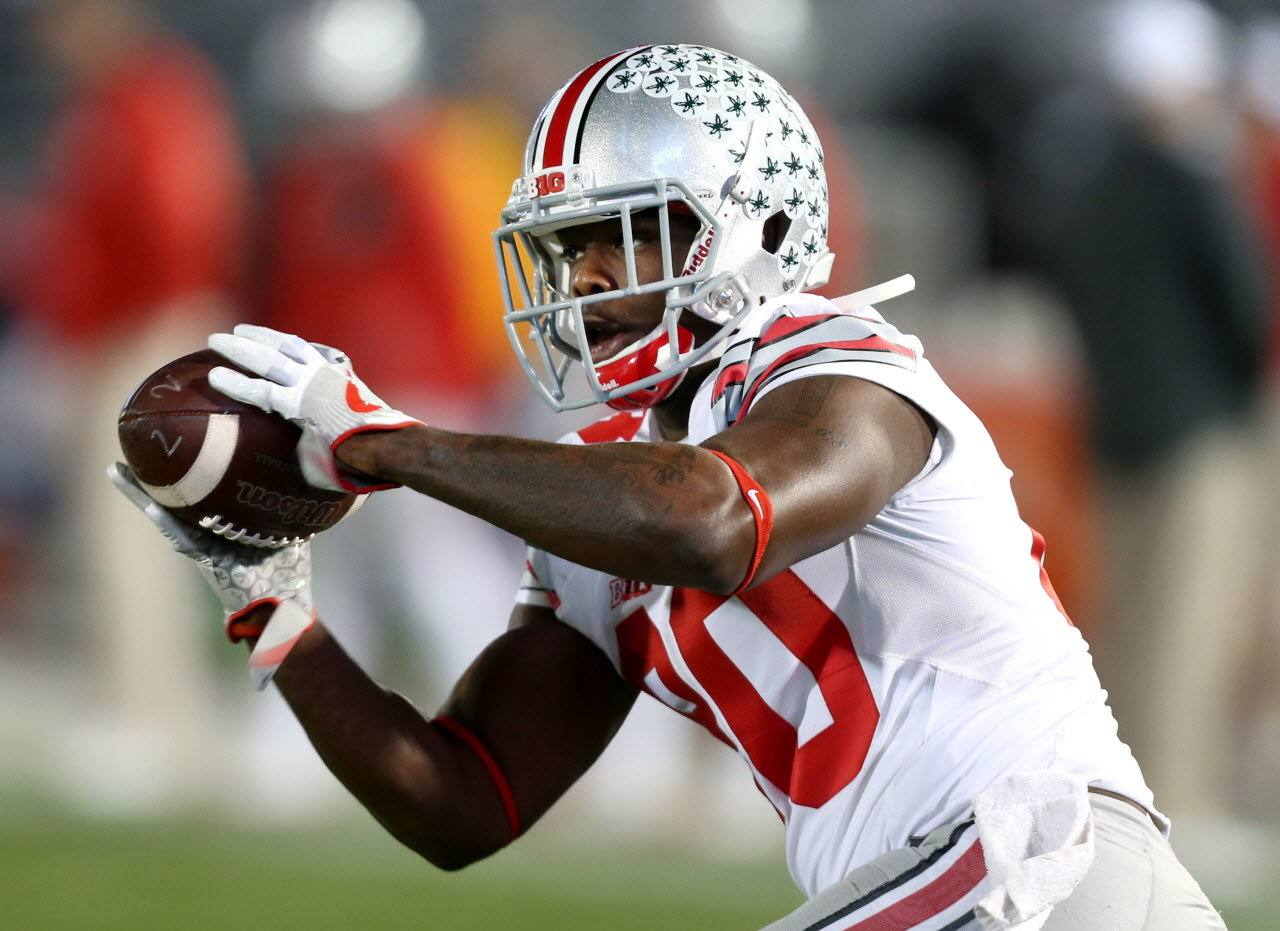 Dallas Cowboys Draft WR Noah Brown at #239