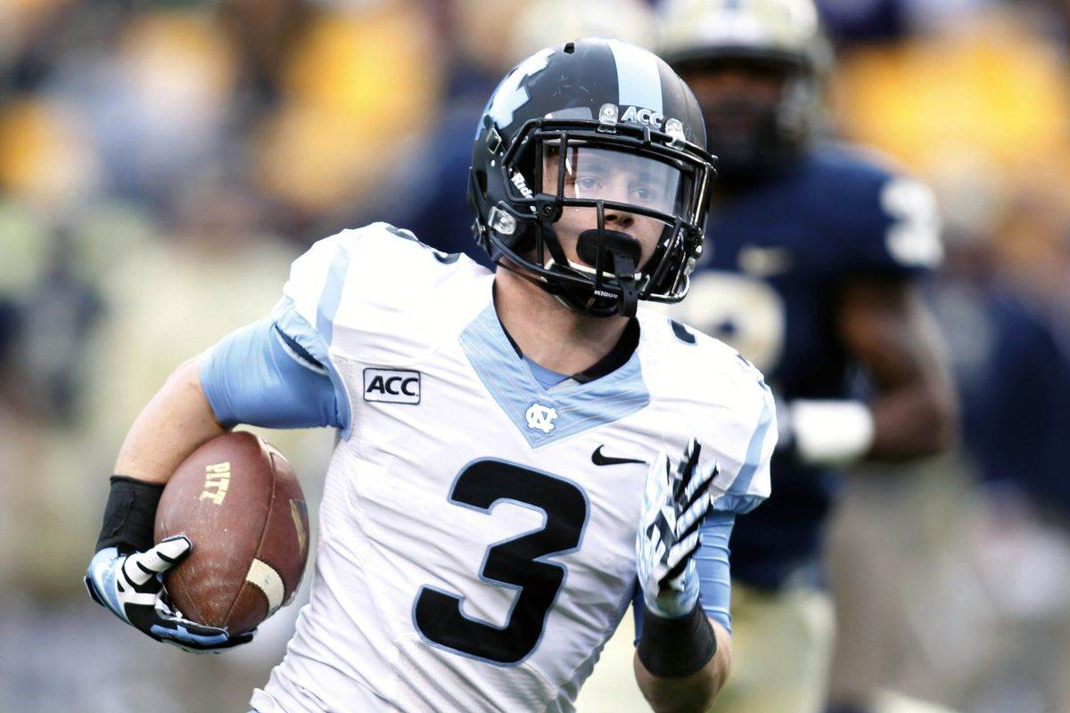 Cowboys WR Ryan Switzer Grades Himself the Draft's Top ...