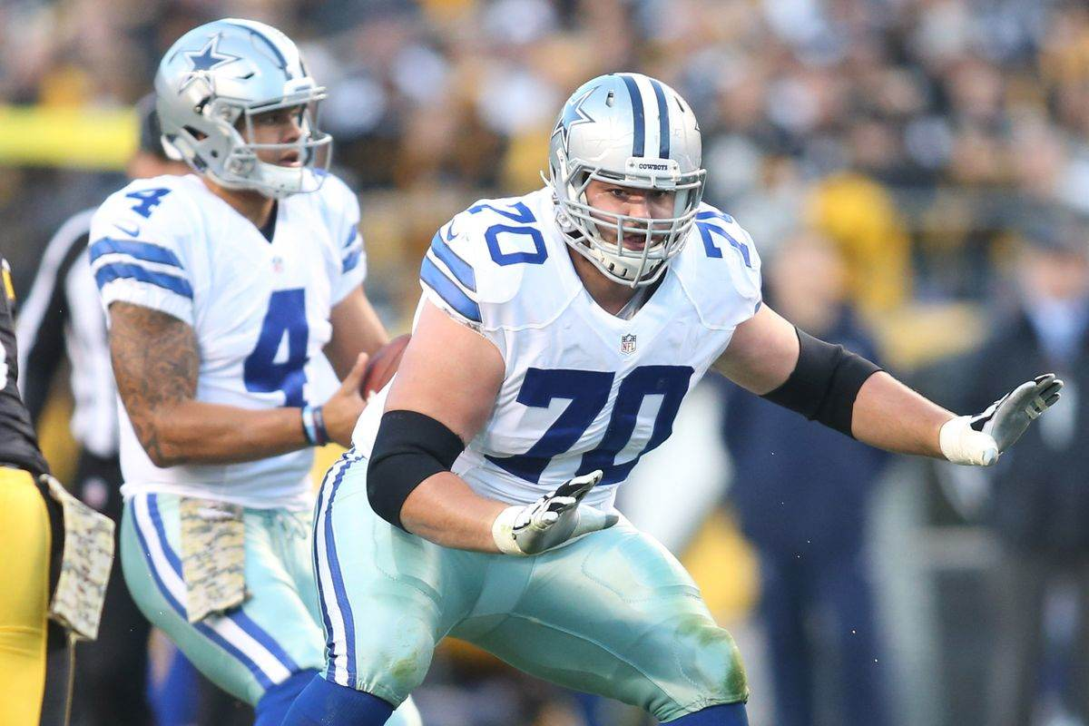 Cowboys' Eyeing Training Camp To Extend Zack Martin's Contract