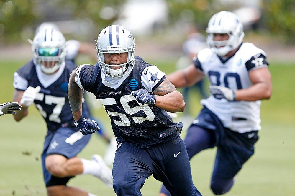 Cowboys' Linebackers Have Potential To Be Special In 2017 1