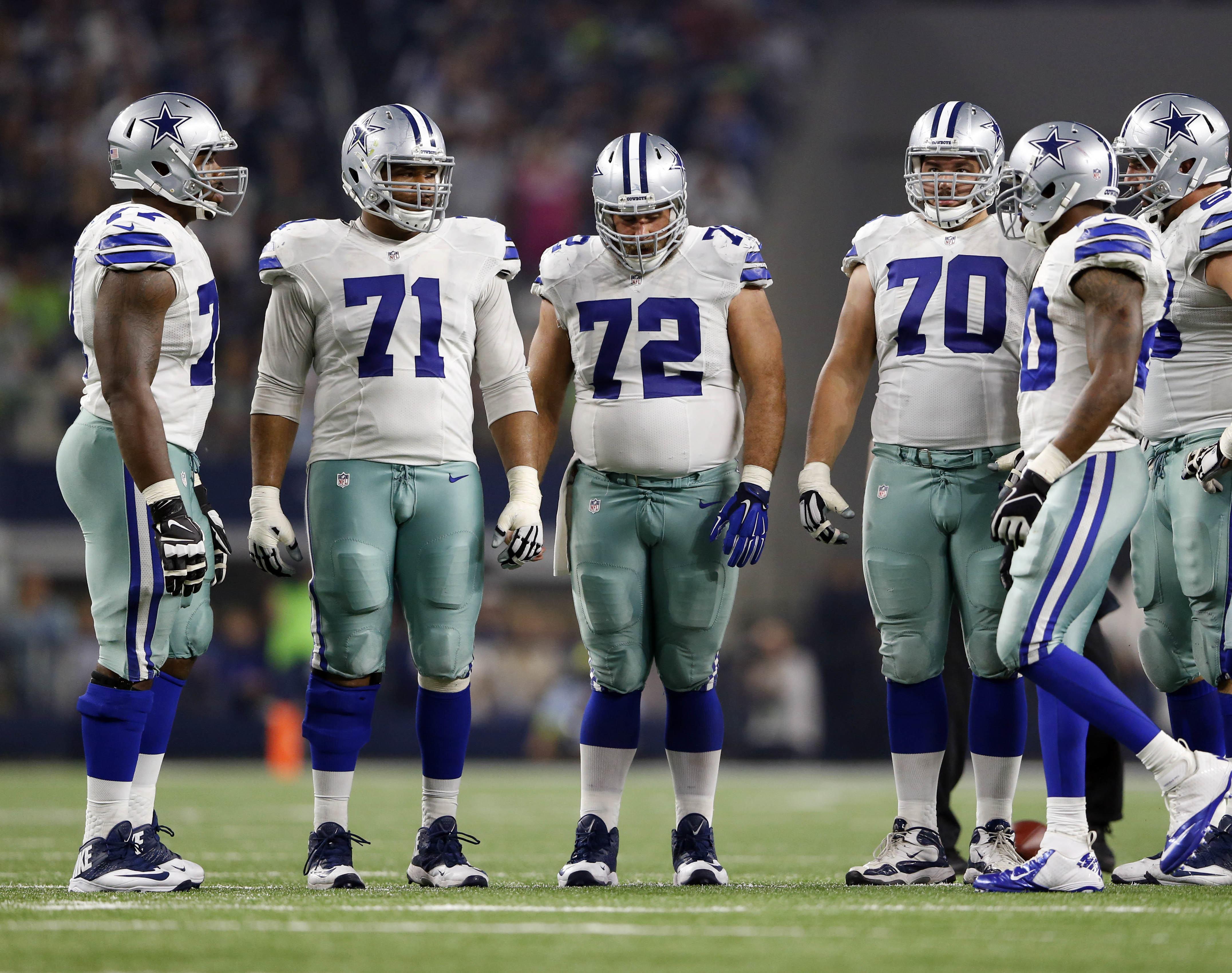 Cowboys en Español: La Línea Ofensiva
