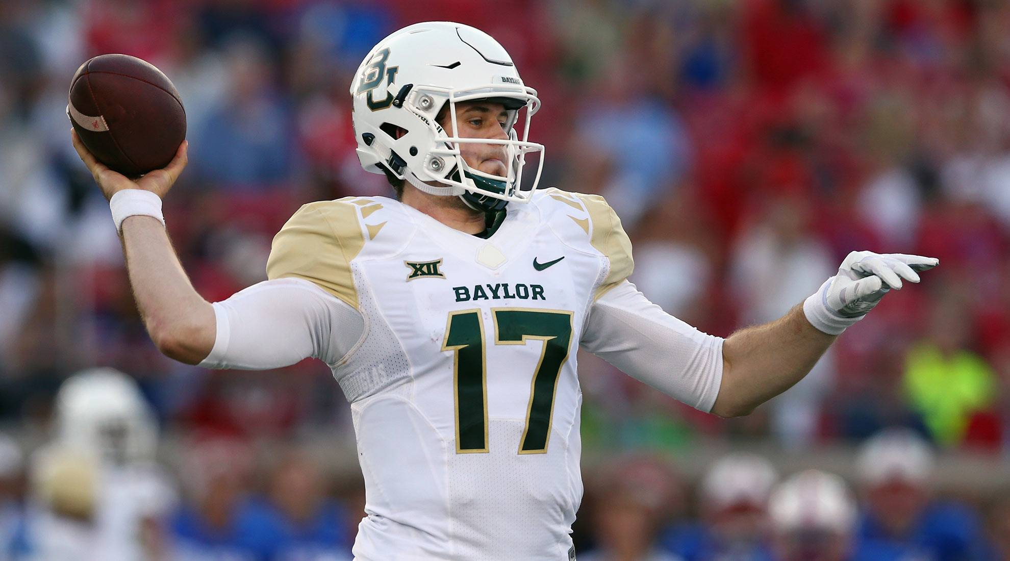 Cowboys To Workout Baylor QB Seth Russell 1