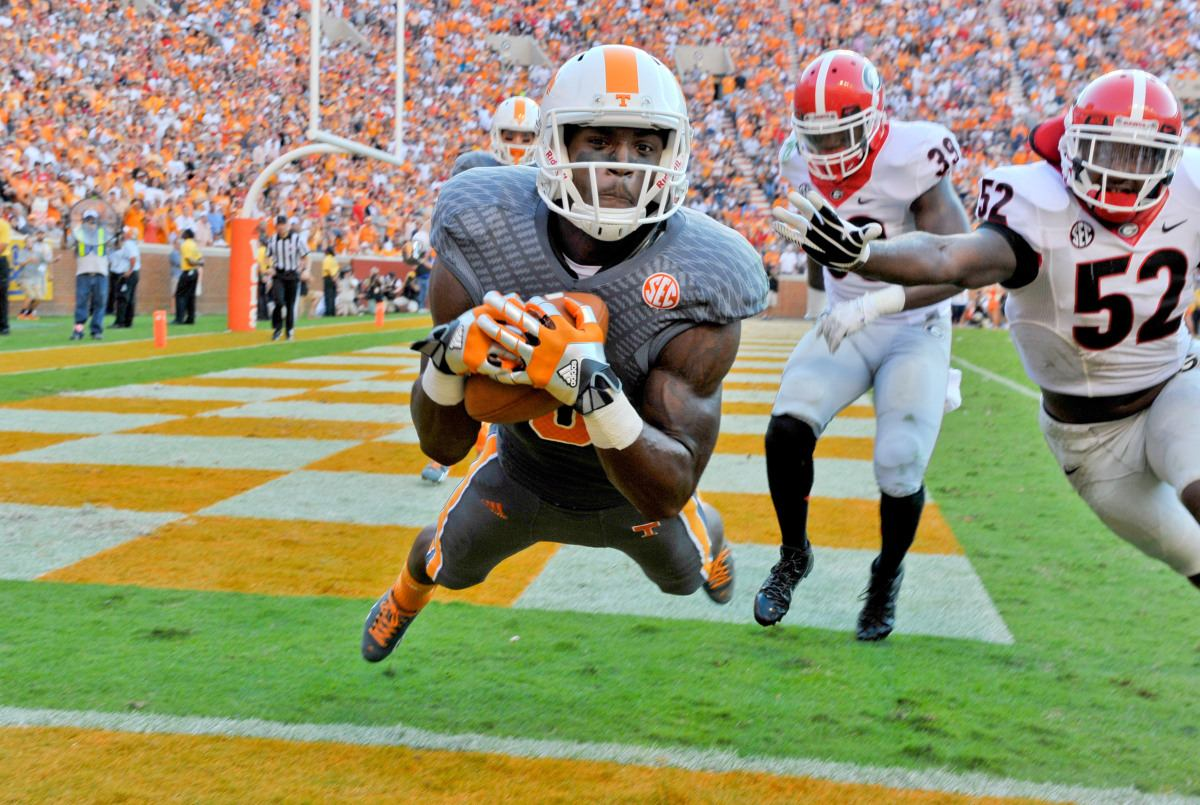 Cowboys Workout Former Rams WR Marquez North 1