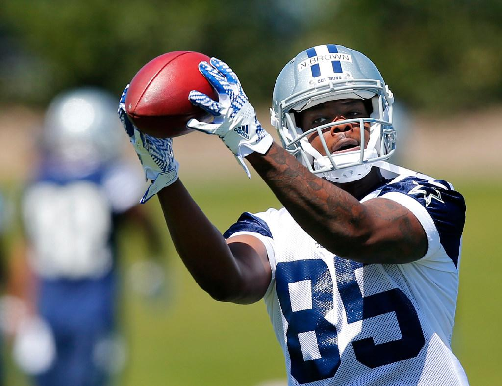 Could Noah Brown Have A Big Role As A Rookie?