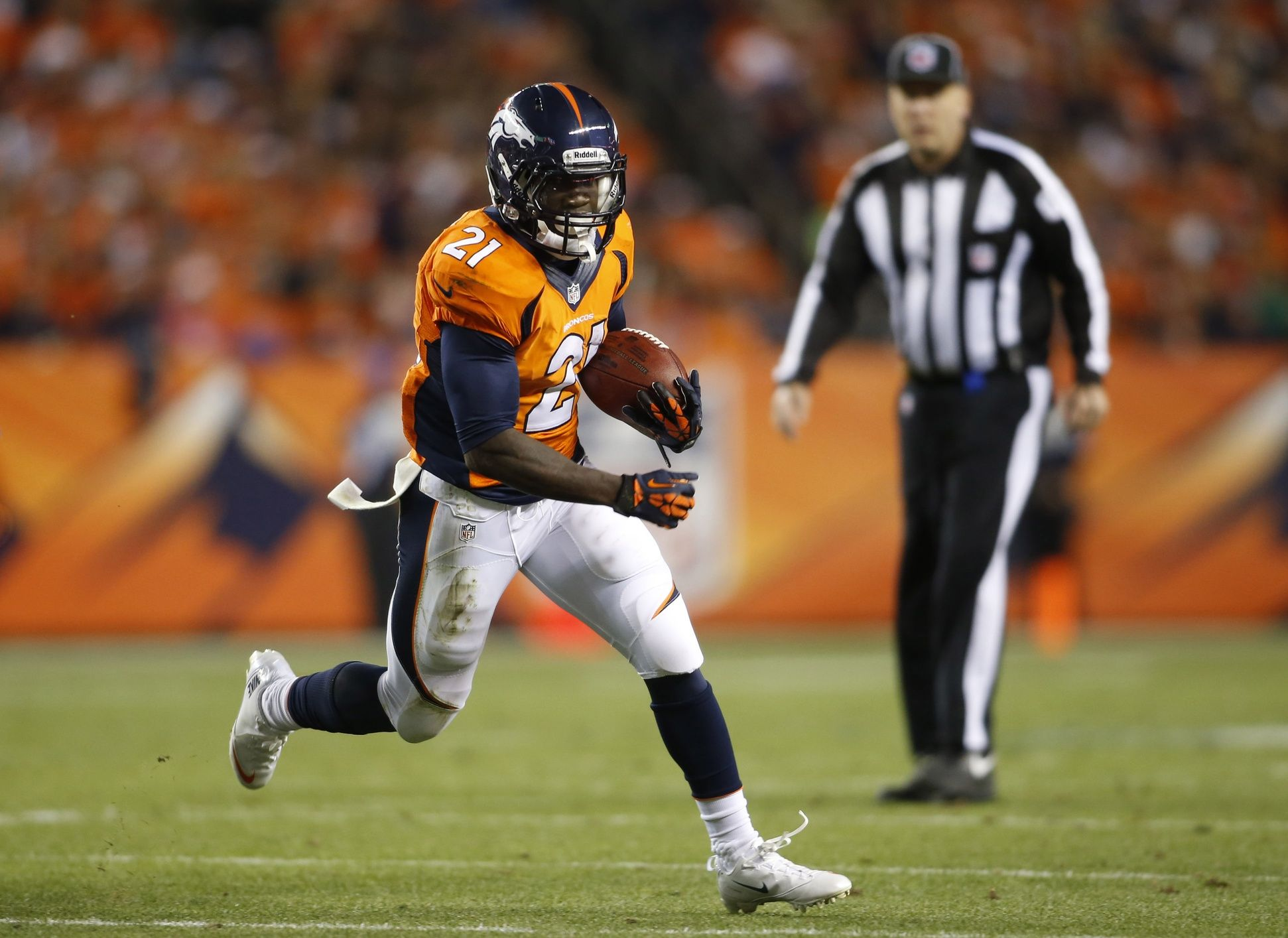 Report: Cowboys Sign Veteran RB Ronnie Hillman