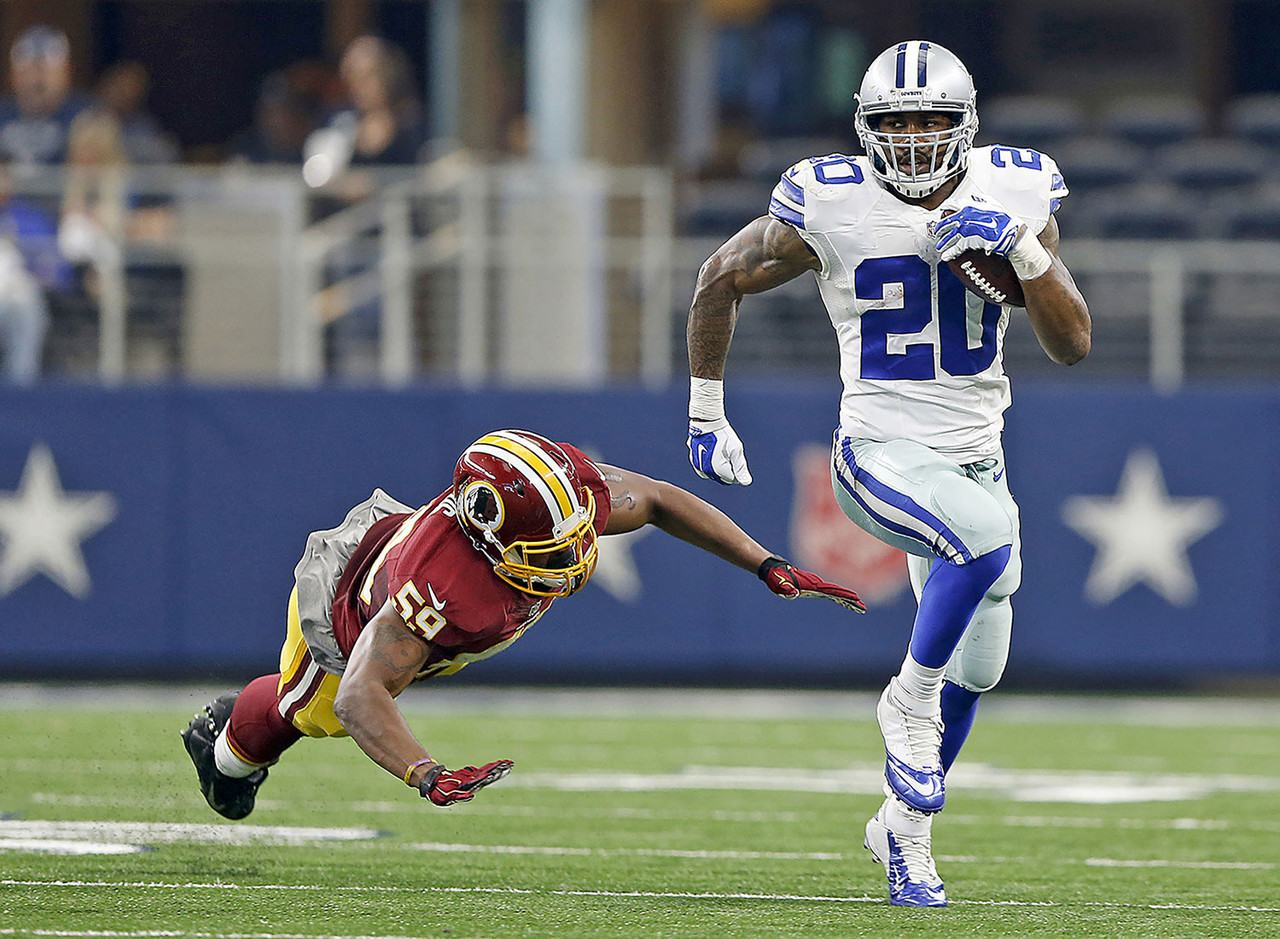 Elliott Suspension Or Not, Darren McFadden Critical to Cowboys' Offense