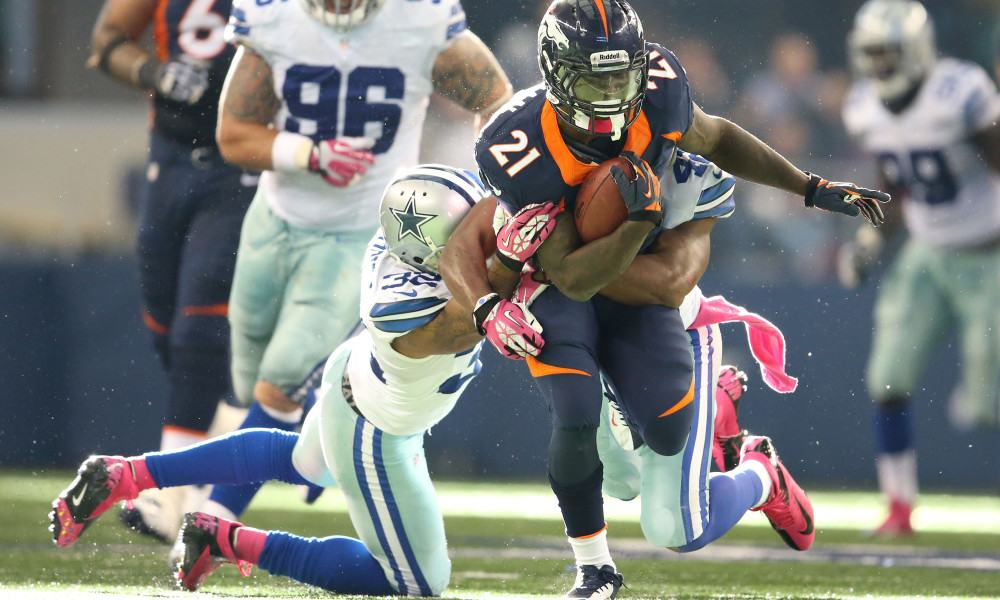 Scouting Report: Is Ronnie Hillman Here To Stay In Dallas?