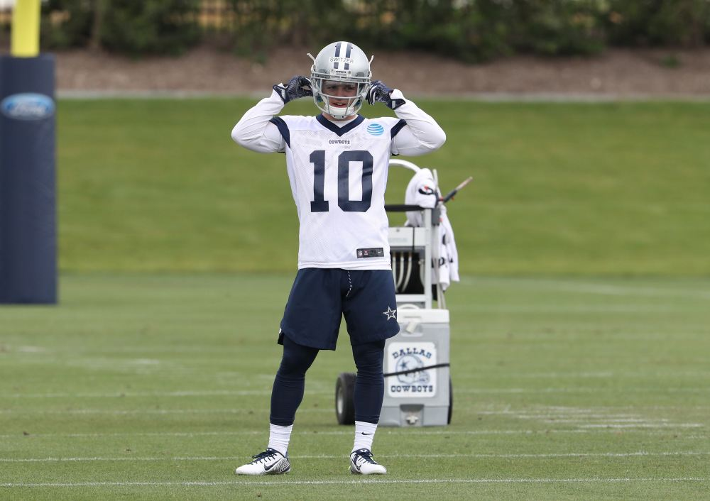 Should WR Ryan Switzer Sit Out The Final 2 Preseason Games?