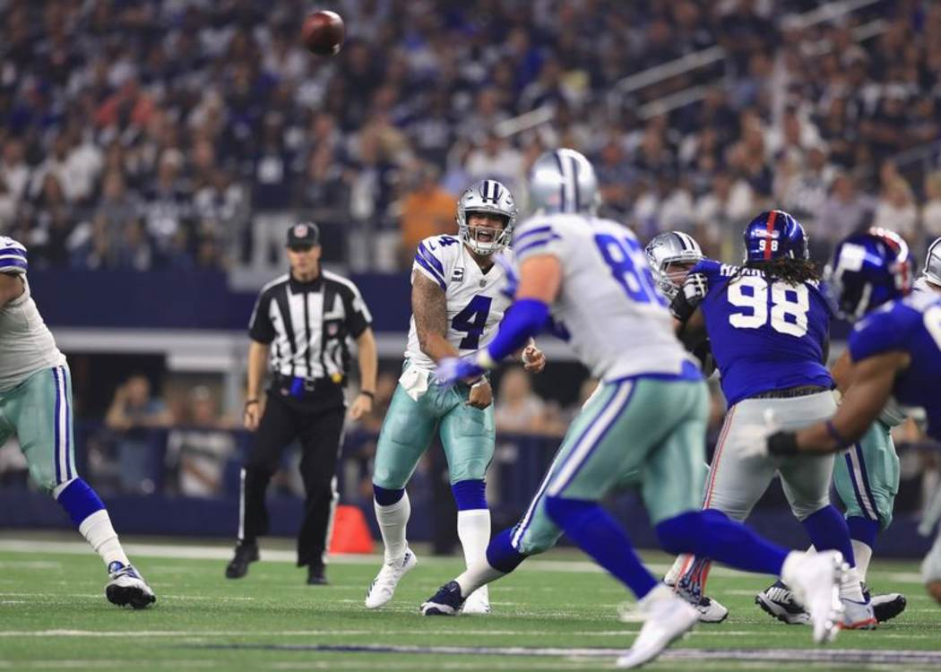 3 Things We Learned From The Cowboys Victory Over The Giants 3