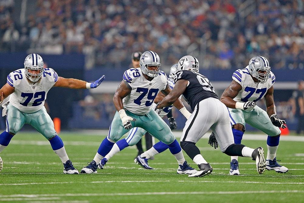 Can Cowboys New LG Chaz Green Build Upon His Impressive Start?