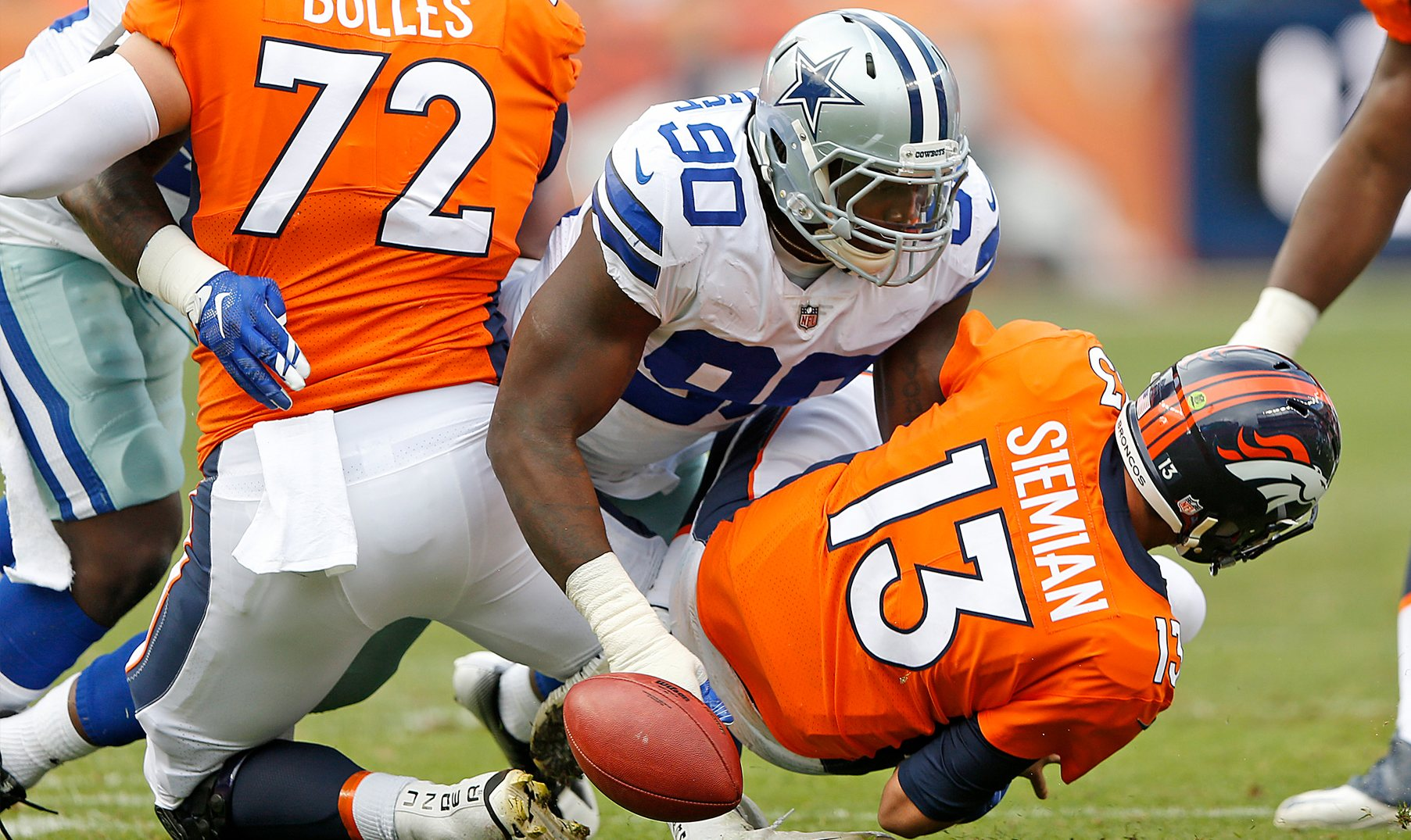 DeMarcus Lawrence, Broncos