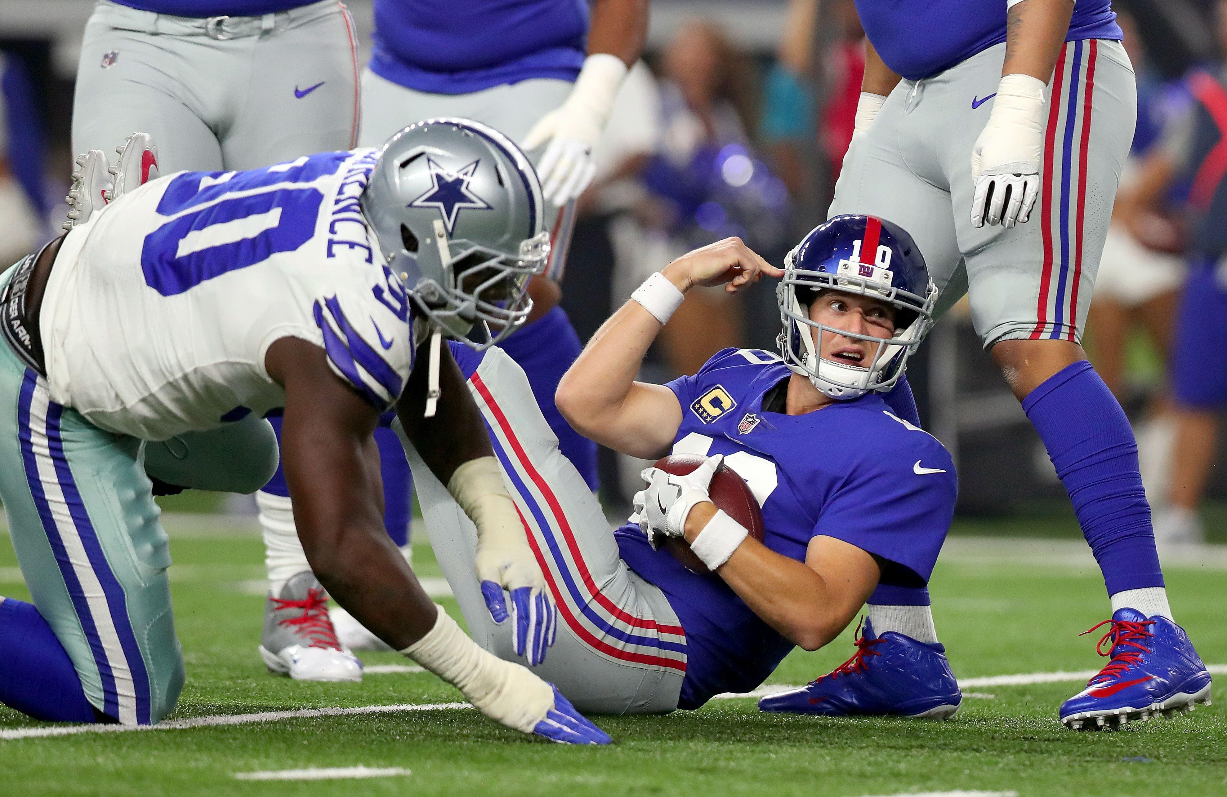 5 Takeaways From Cowboys Win VS Giants