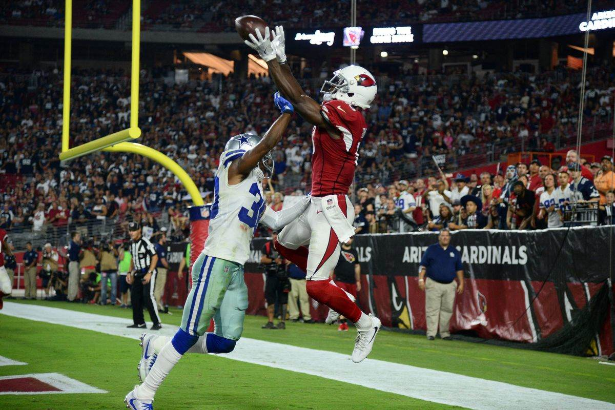 Did The Cowboys Play Top 3 CBs At Cardinals? 1