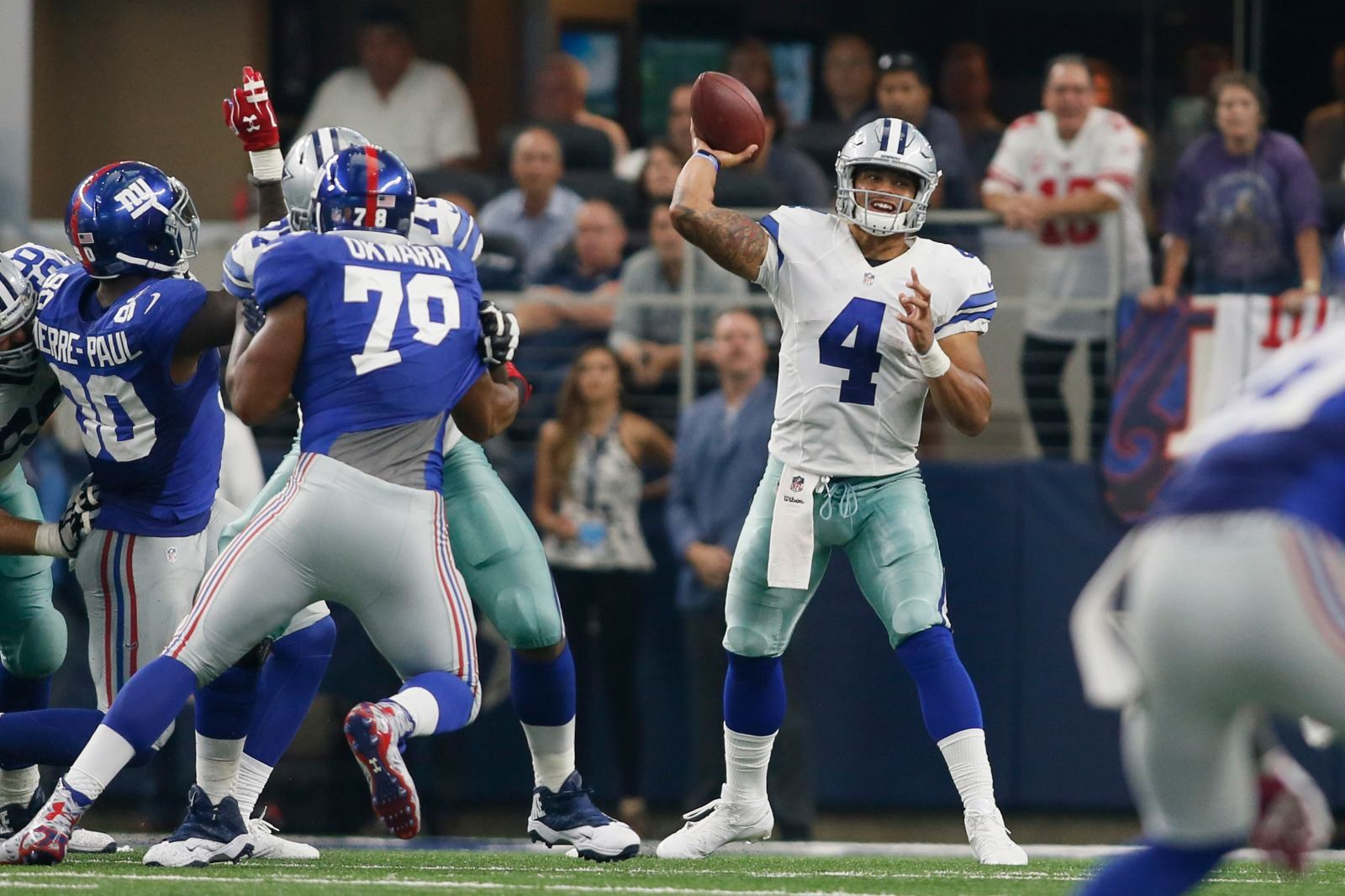 Cowboys vs Giants: ITS Staff Predictions for #DALvsNYG 1