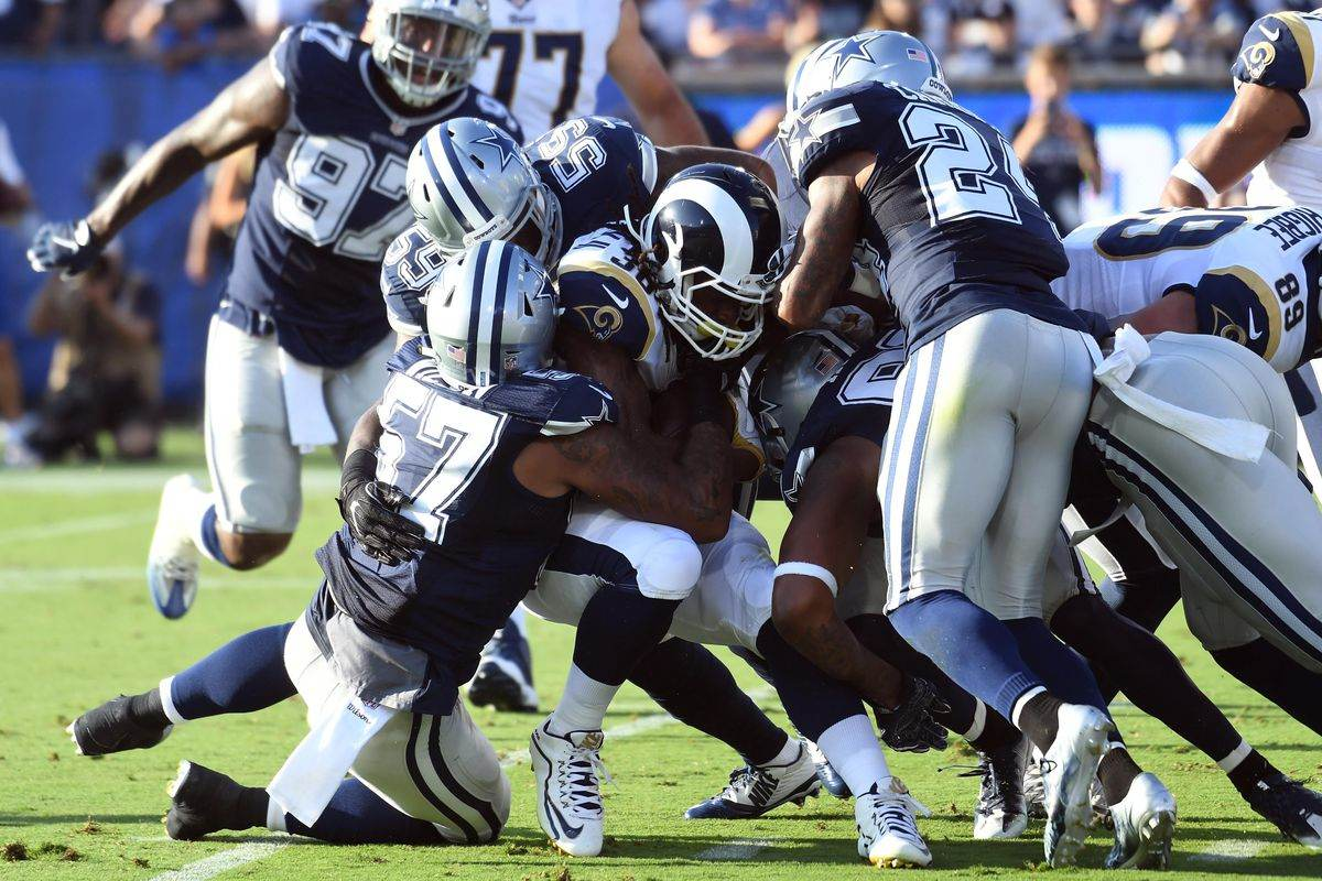 Cowboys vs Rams - ITS Staff Picks and Previews