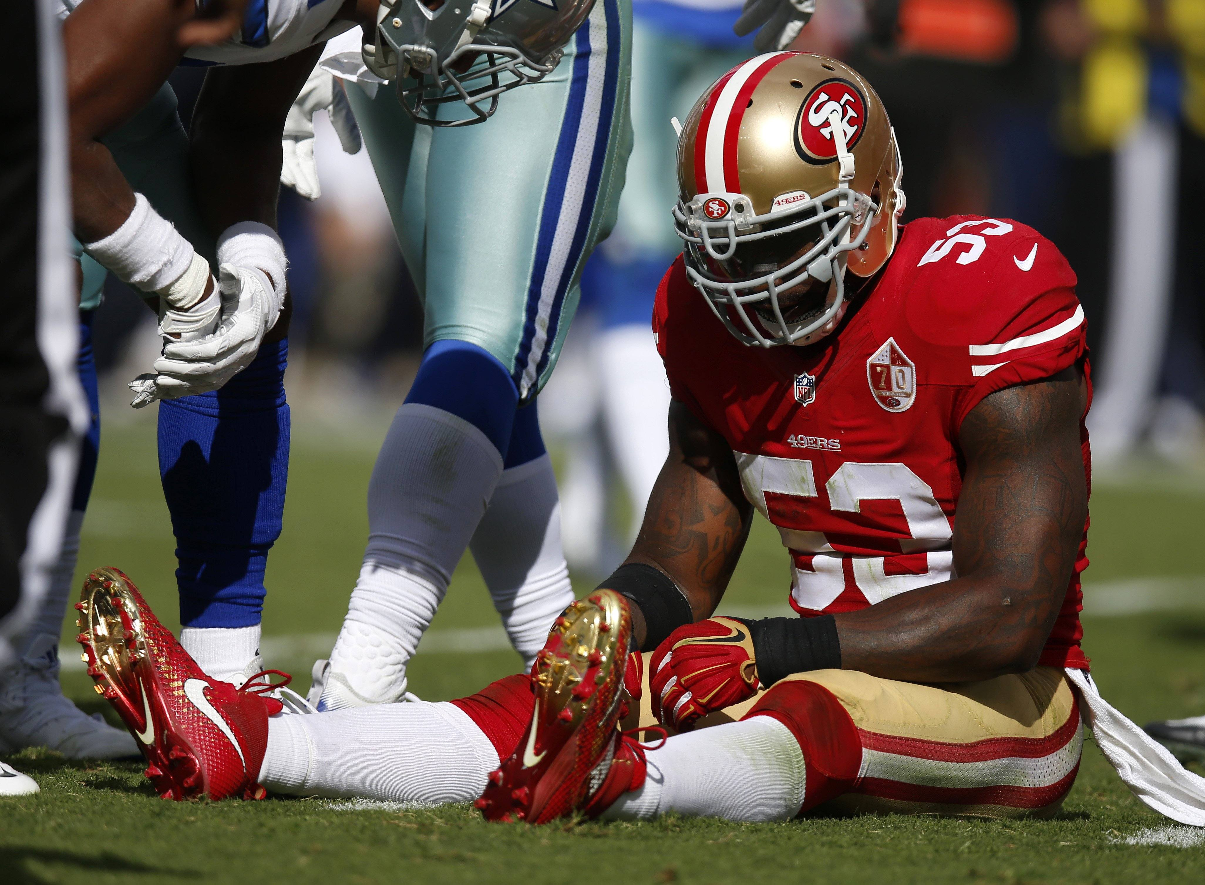 Cowboys Missing Out On LB Navorro Bowman A Good Thing?