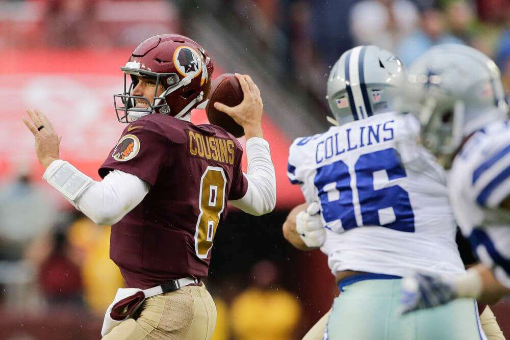 The Good, The Bad, And The Ugly For Cowboys Against Redskins 4