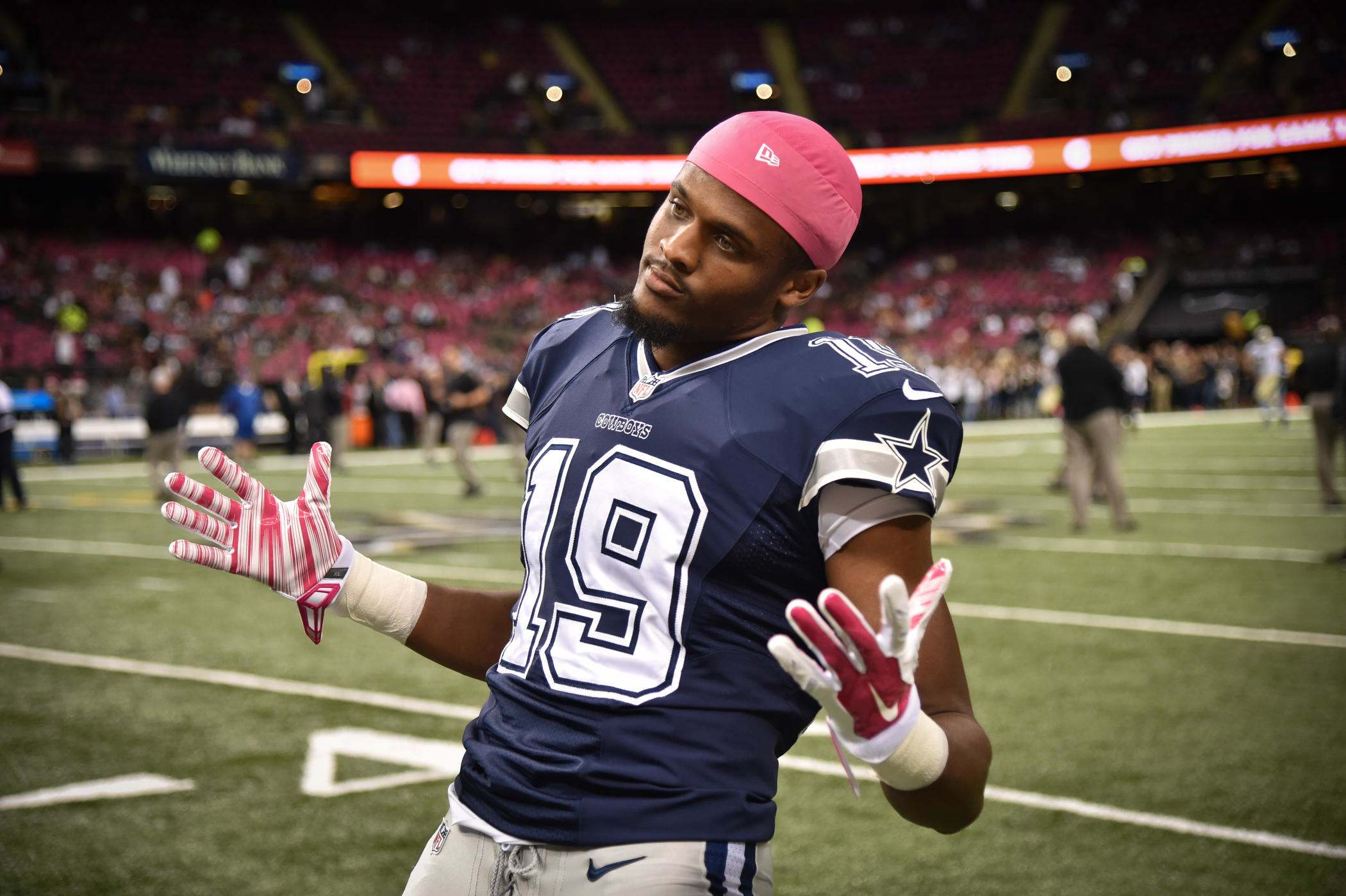 Dallas Cowboys Wide Receiver Brice Butler has Earned a Snap Increase