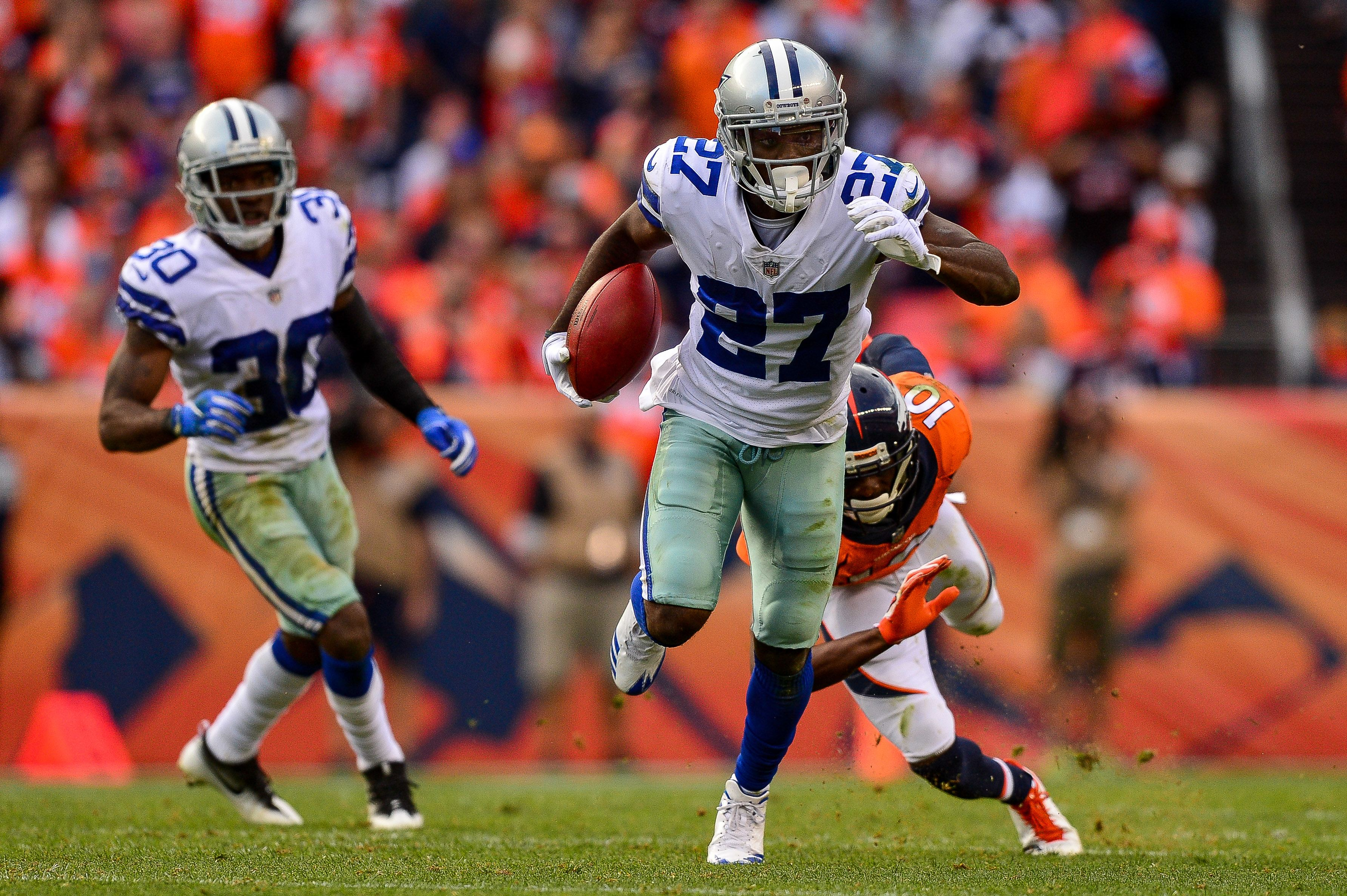 Ranking The Dallas Cowboys Rookies Through Week 8