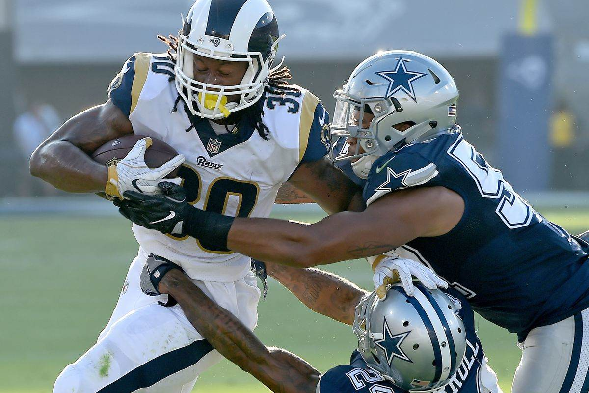 Sean's Scout: Rams, Todd Gurley Run Down Cowboys On Road