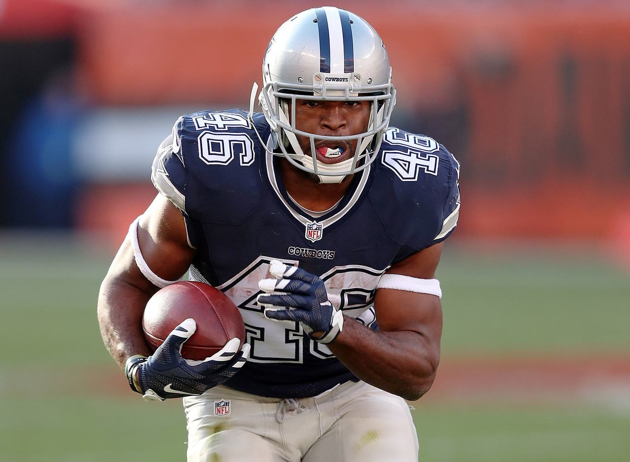 Will Cowboys Lean On The Running Game Against Chiefs?