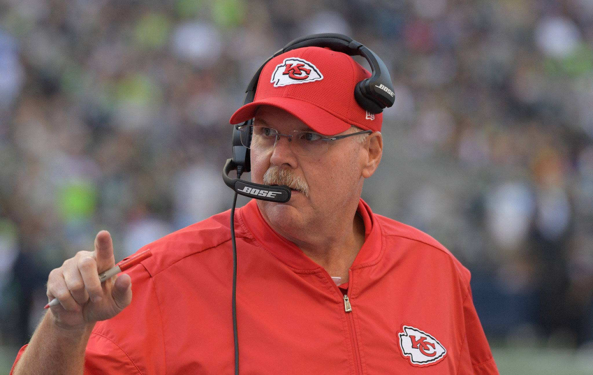 Rivalry Renewed; Cowboys Face Andy Reid in Pivotal Game