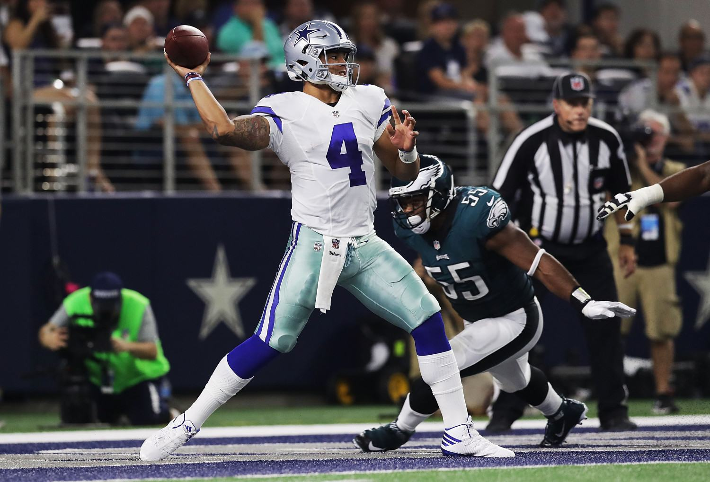 Sean Martin Dallas Cowboys Vs Eagles The Hope That Dak Prescott Provides Takeaways Nfl Week