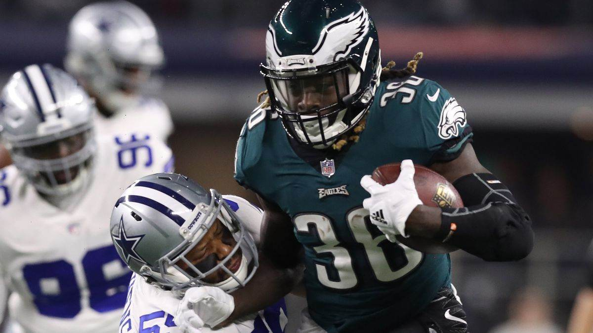 How to Watch Eagles vs. Cowboys