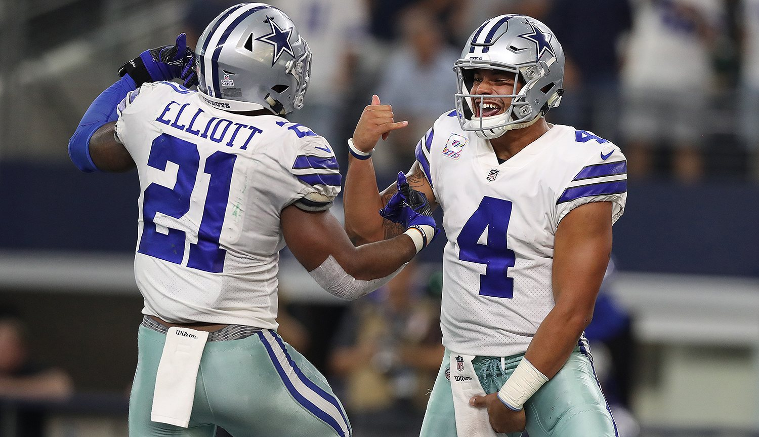 Cowboys&#039 Offense More Dangerous After Ezekiel Elliott's Return