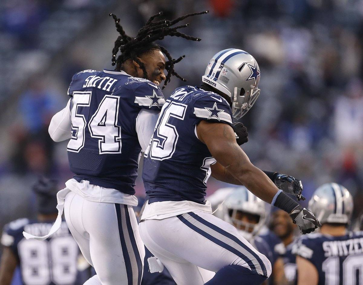 Playoffs Or Not, Cowboys Defense Showing Promise For Future 1