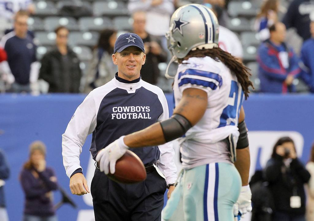 Cowboys Wearing Blue on White for the First Time Ever Sunday