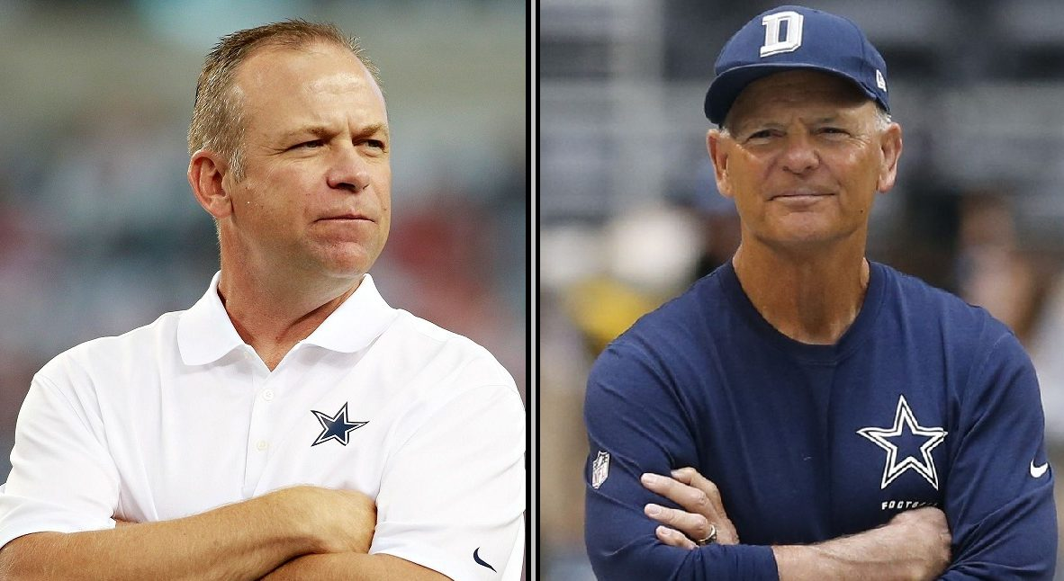 Should I Stay Or Should I Go: Scott Linehan vs Rod Marinelli