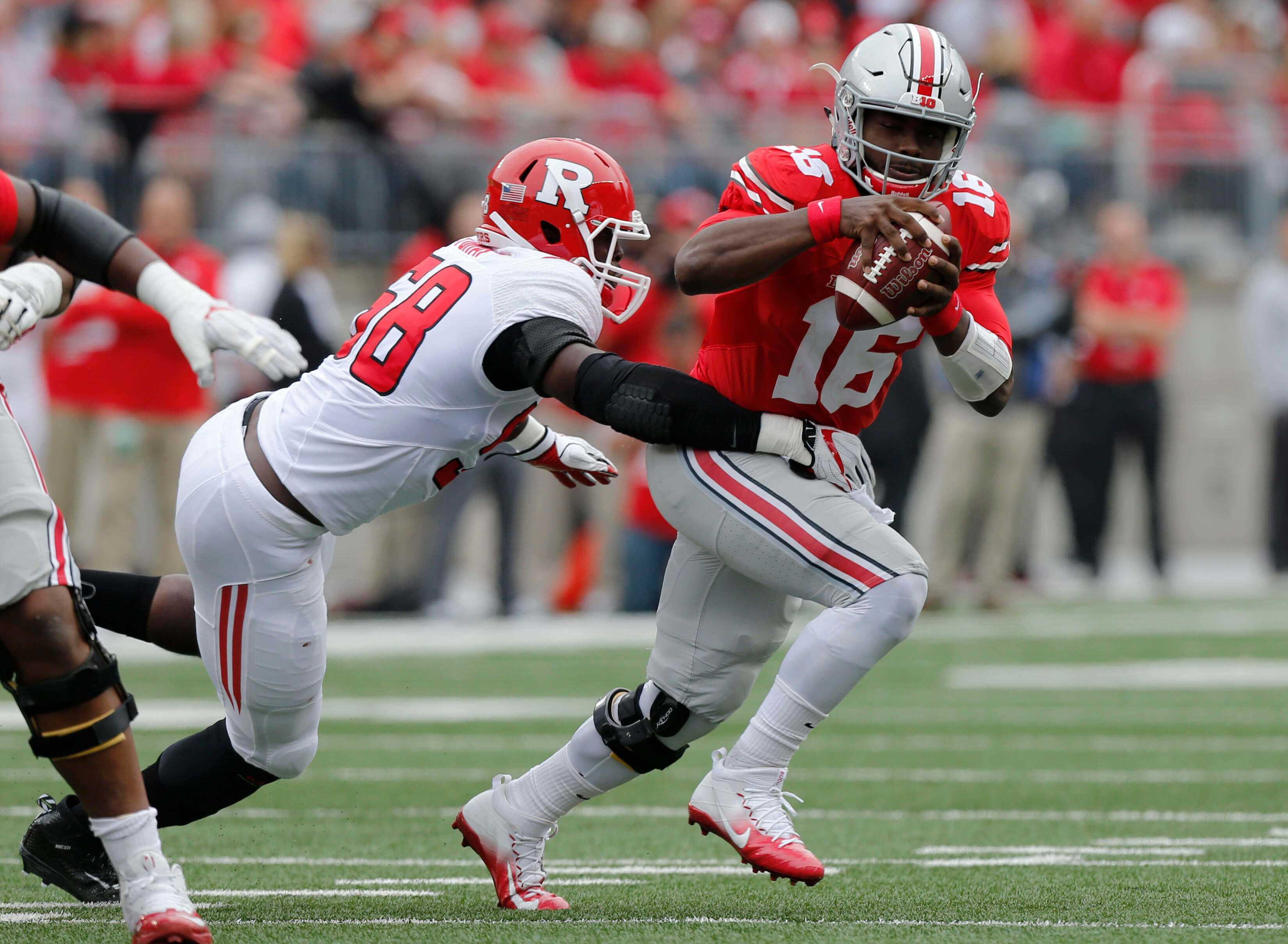 Cowboys Draft Target: Rutgers EDGE Kemoko Turay 1