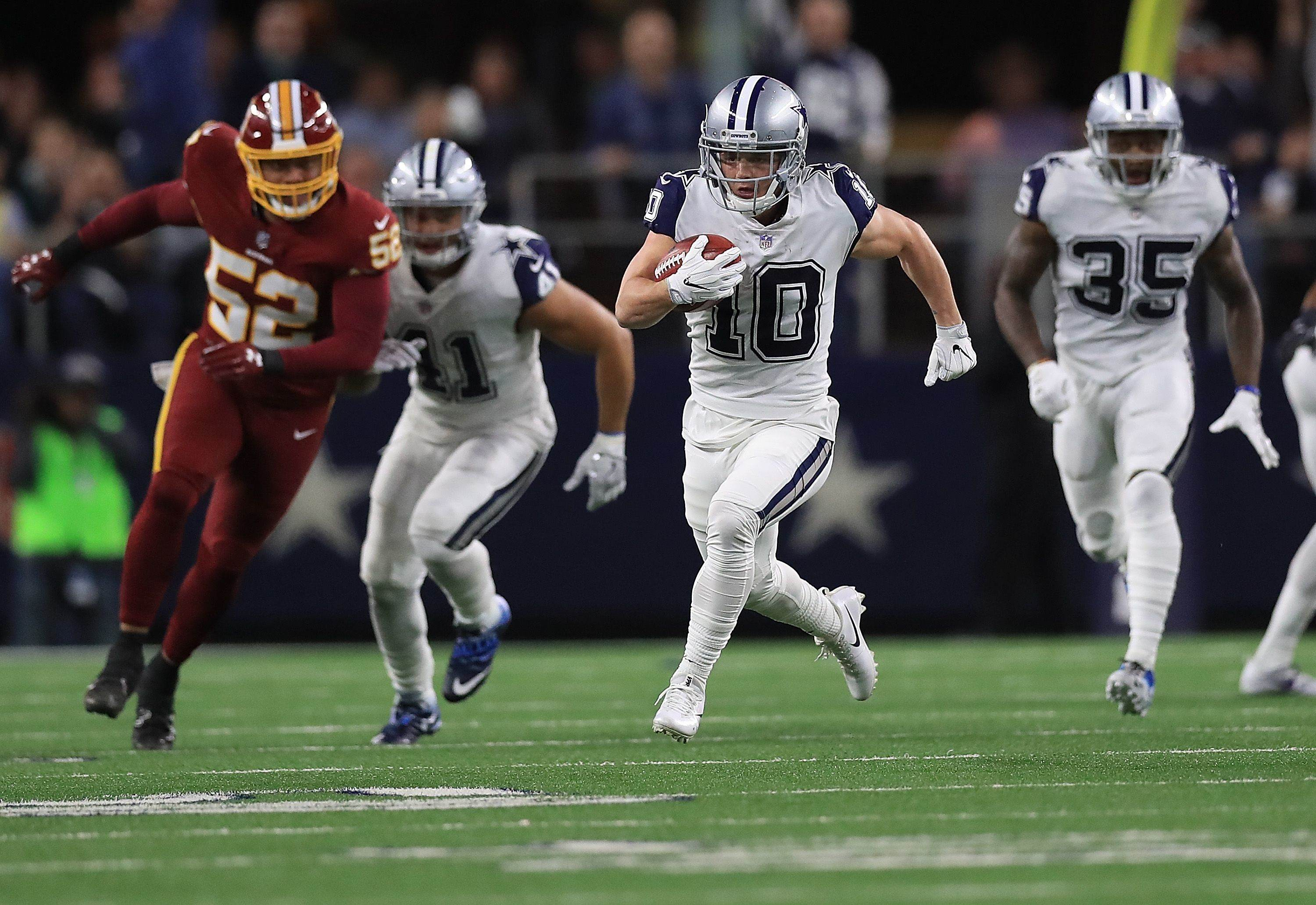 Could The Dallas Cowboys Feature a New-Look Offense in 2018?
