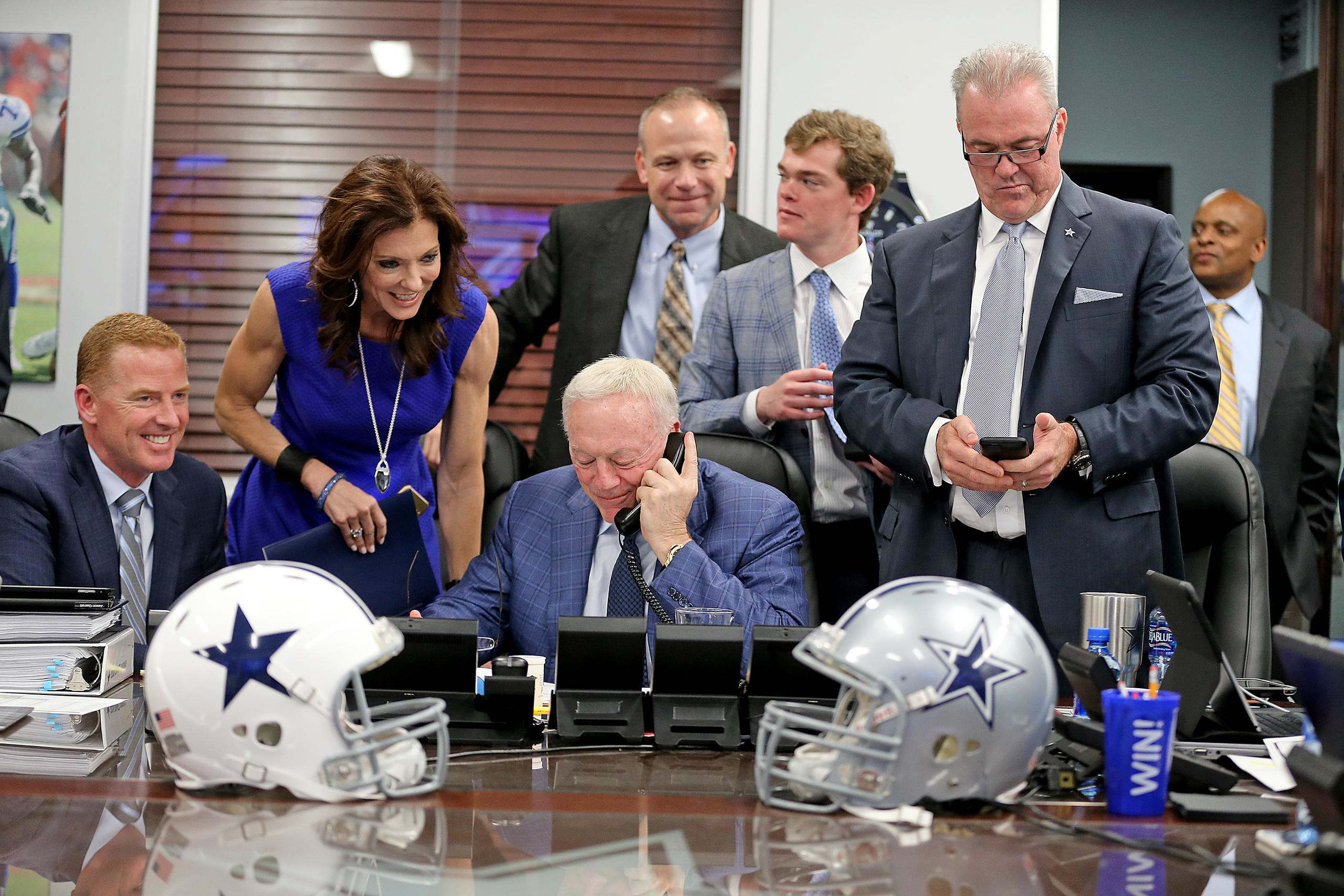 The Dallas Cowboys Will Have More Than Enough Trade Ammunition