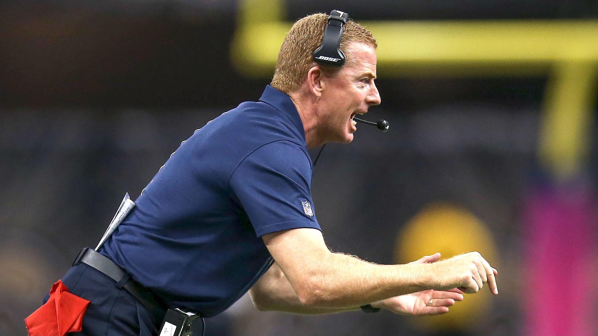 "How Much Does Jason Garrett Have to Accomplish to be ""Safe""?"