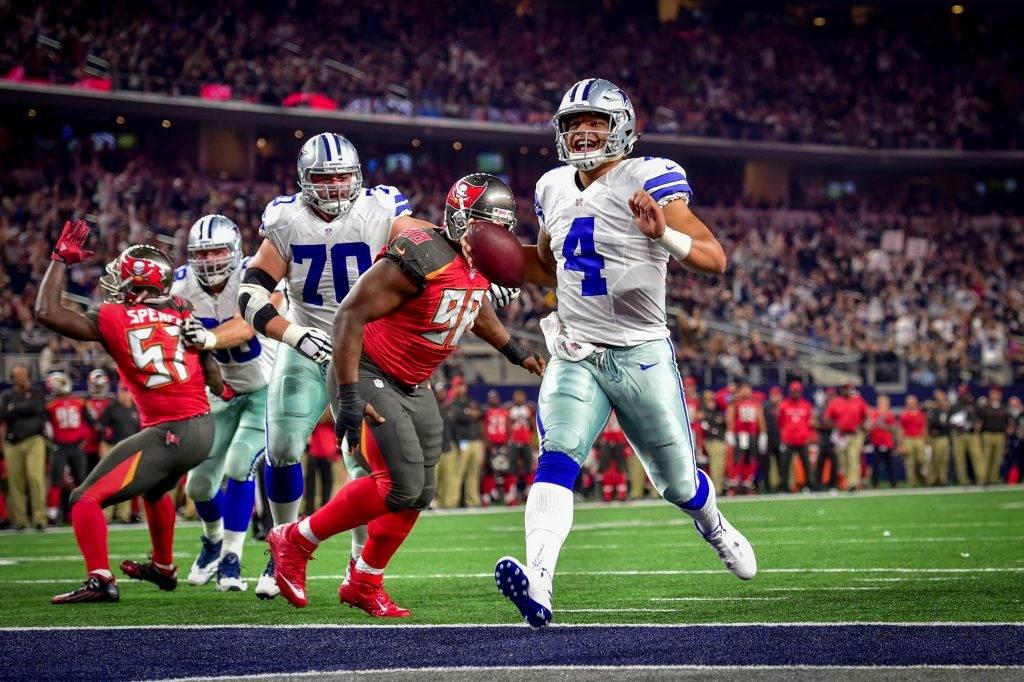 "Dak Prescott Weighs in on Cowboys ""Dak Friendly"" Offense"