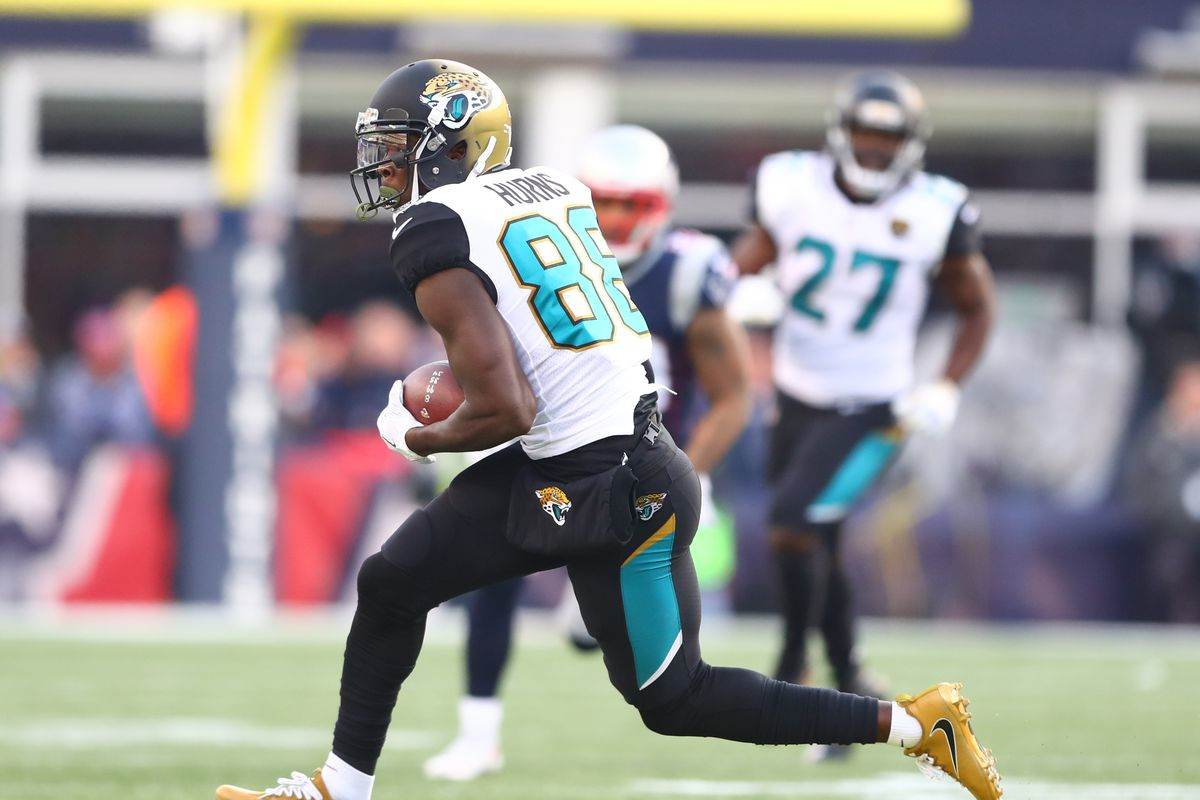 Sean's Scout: WR Allen Hurns Matches Cowboys Physical Identity on Offense 1
